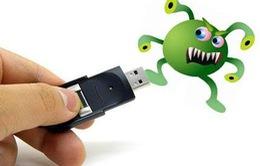 """Virus """"ăn"""" file văn bản, hacker chiếm đoạt tài khoản ngân hàng"""