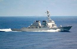 Hải quân Mỹ bắn cảnh cáo 4 tàu của Iran