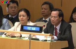 Việt Nam tham dự khóa họp 61 Ủy ban Địa vị Phụ nữ Liên Hợp Quốc