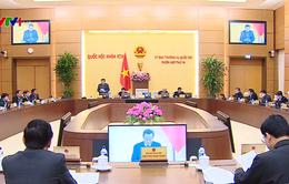 Bế mạc phiên họp thứ 19 Ủy ban Thường vụ Quốc hội