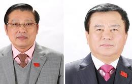 Trung ương bầu bổ sung 2 Ủy viên Ban Bí thư khoá XII