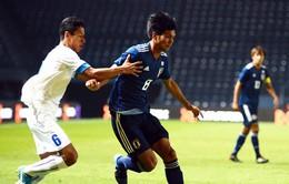 Vượt qua U23 Nhật Bản, U23 Uzbekistan vô địch giải M-150 Cup 2017