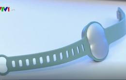 Vòng đeo tay báo thời điểm rụng trứng cho phụ nữ