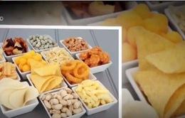 Người Việt chi gần 8.000 tỷ đồng cho đồ ăn vặt