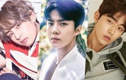 Thành viên nhóm BTS giành vị trí số 1 trong top 100 gương mặt đẹp nhất thế giới 2017