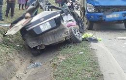 Điều tra làm rõ vụ TNGT khiến 4 người tử vong ở Sơn La