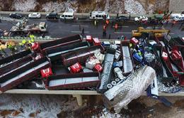 Trung Quốc: Va chạm liên hoàn trên cao tốc, ít nhất 18 người thiệt mạng