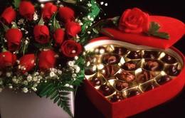 Nam giới chi nhiều hơn gấp đôi nữ giới cho dịp Valentine