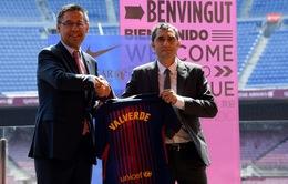 HLV Valverde hứa giúp Messi đạt đến độ hoàn hảo