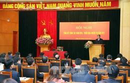 Văn phòng Trung ương Đảng triển khai nhiệm vụ năm 2017