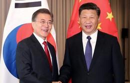 Hàn Quốc, Trung Quốc hợp tác trong vấn đề Triều Tiên