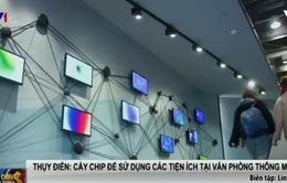 Thuỵ Điển: Cấy chip vào tay nhân viên để sử dụng văn phòng thông minh