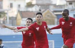 Lê Văn Thắng và duyên ghi bàn trước đội bóng quê hương FLC Thanh Hóa