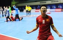 Trần Văn Vũ - thủ lĩnh mới của Futsal Việt Nam