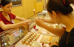 Giá vàng trong nước không có nhiều biến động