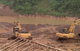 Thâm nhập mỏ vàng lậu ở Hòa Bình