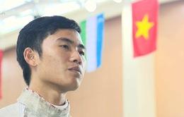 Vũ Văn Hùng và ý nghĩa của tấm HCB đấu kiếm U23 châu Á
