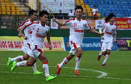 Thắng U21 Viettel 3-0, U21 HAGL vô địch giải U21 quốc gia 2017