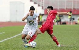 Giải VĐQG V.League 2017: Văn Thanh trở lại, sẵn sàng đối đầu CLB TP Hồ Chí Minh