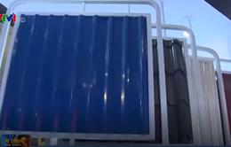 Vật liệu xanh chiếm tỷ trọng cao trong triển lãm Vietbuild