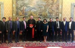 Đoàn công tác liên ngành Việt Nam làm việc tại Tòa Thánh Vatican