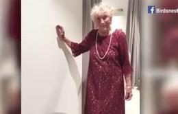 Cô dâu 93 tuổi nhờ cộng đồng mạng giúp chọn… váy cưới