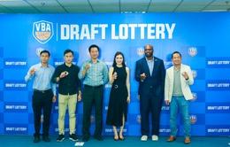 Kết quả bốc thăm VBA Draft Lottery 2017