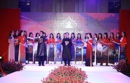 """Ấn tượng đêm diễn thời trang áo dài """"Vẻ đẹp Việt Nam"""""""