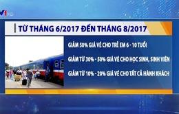 2.000 vé tàu giá 10.000 đồng tuyến Hà Nội - Vinh