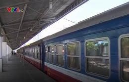 Đường sắt giảm 20% giá vé tàu Bắc - Nam