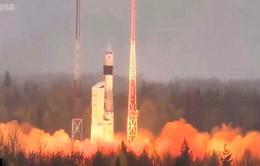 Nga phóng vệ tinh giám sát bầu khí quyển Trái Đất