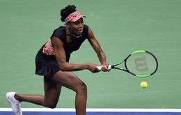 Venus Williams dừng bước tại bán kết đơn nữ giải quần vợt Mỹ mở rộng 2017