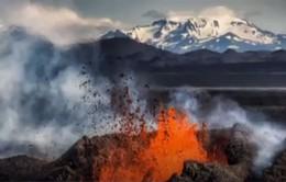 Ragnar Sigurdsson - Thợ ảnh chuyên chụp núi lửa phun trào