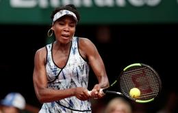 Venus Williams vào vòng 4 Pháp mở rộng 2017