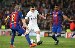 Marco Verratti bí mật đàm phán với Barca?