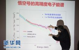 Vệ tinh Trung Quốc phát hiện dấu hiệu nghi là của vật chất tối