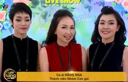 """Café Sáng với VTV3: Nhóm Con gái tái xuất với liveshow """"Điều ngọt ngào"""""""