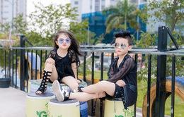 Đêm thời trang trẻ em châu Á đầu tiên tại TP.HCM