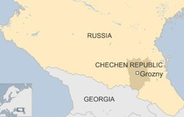 Tấn công khủng bố vào đơn vị quân đội Nga ở Chechnya