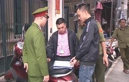 Hà Nội: Ra quân dẹp vỉa hè sau chỉ đạo của Chủ tịch Nguyễn Đức Chung
