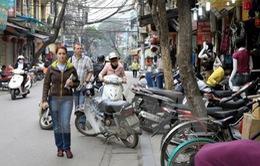 Khi nào vỉa hè trở về đúng chức năng dành cho người đi bộ?