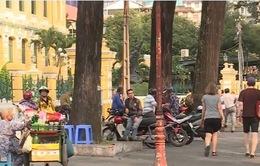 """Tháng 6/2017, quận 1, TP.HCM dự kiến mở """"phố hàng rong"""""""
