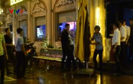 Tối 4/9, TP.HCM tiếp tục xử lý lấn chiếm vỉa hè