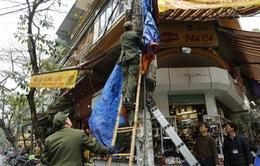 """Sự kiện trong nước nổi bật tuần qua: Hà Nội ra quân """"lấy"""" lại vỉa hè"""