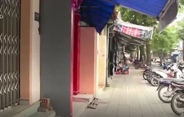 Thừa Thiên - Huế: Người dân đồng thuận lập lại trật tự vỉa hè