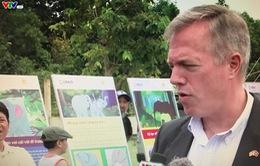 Thời sự 18h VTV8 (7/9/2017): Hợp tác quốc tế để bảo tồn voi và đa dạng sinh học ở Quảng Nam
