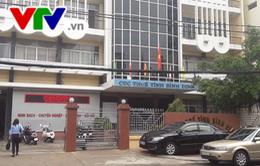 Tạm giữ Trưởng Phòng Thanh tra - Cục Thuế tỉnh Bình Định để điều tra hành vi nhận tiền của doanh nghiệp
