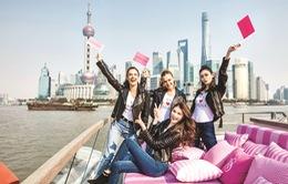 Mang show đến Thượng Hải - một tính toán chiến lược của Victoria's Secret