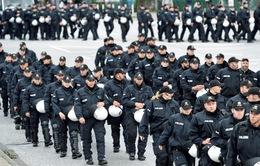 Đức siết chặt an ninh trước thềm Hội nghị G20