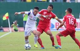 16h30 hôm nay, VTV6 trực tiếp bóng đá V.League 2017: Sông Lam Nghệ An - B.Bình Dương